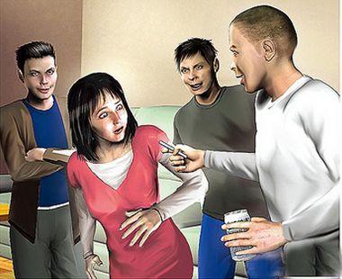氯胺酮这种毒品已经让很多女性遭受伤害了!