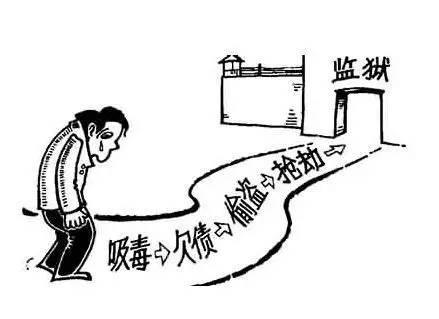 吸毒、欠债、偷盗、抢劫、监狱,吸毒者为何要在这条路上执迷不悟