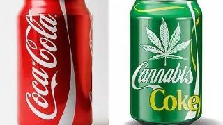 """当可口可乐""""娶了""""大麻,快乐肥宅水真就快乐了吗?"""