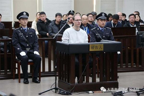 """来自中国的""""报复""""?加拿大贩毒者在我国被判处死刑"""