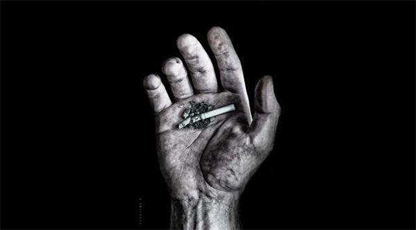 吸烟也会染毒吗?