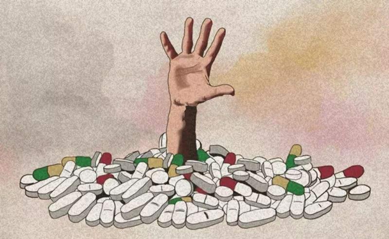 """吃点""""安定""""就安心了吗?小心别人当毒品卖给你!"""