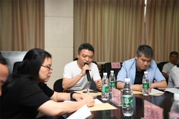 湖南康达董事长李江红参加湖南社会办医座谈会