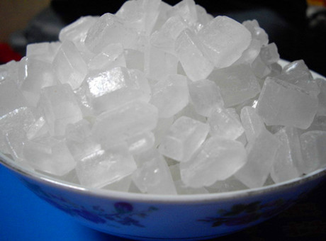 如何区分冰毒和冰糖?