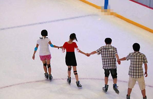 溜冰毒毒瘦腿还是溜冰毒瘦腿?