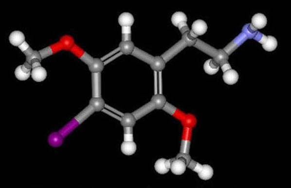"""毒品知识科普:""""突袭爱""""2C-I是LSD吗?"""