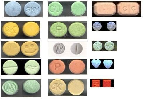 这些都是你意想不到的毒品,警惕新型毒品