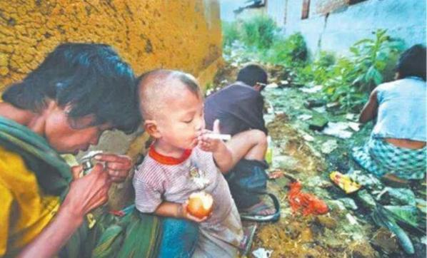 大人吸毒,对小孩有哪些伤害?